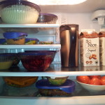 A Sneak Peek Inside A Whole Foods Plant Base Athlete's Fridge