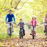 Cycling Outdoors for Optimal Health
