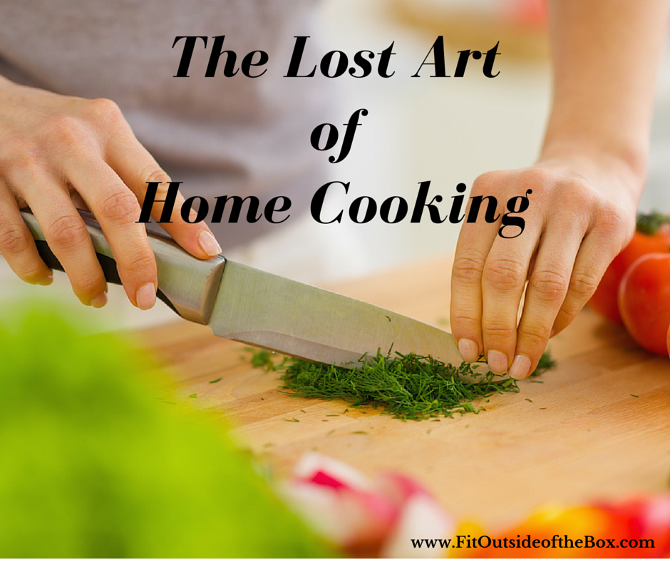 The Lost Art of Home Cooking (1)
