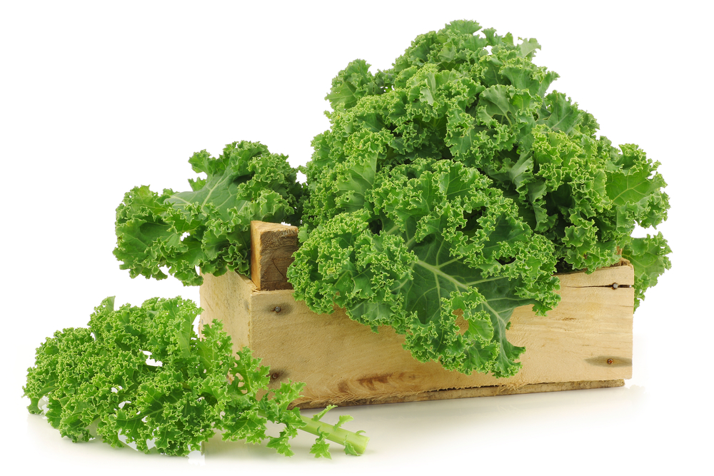 Baby kale or broccoli will add some texture to this dish.