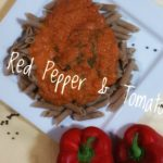 Compassionate Cooking – Roasted Red Pepper and Tomato Pasta